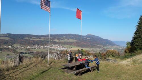 1580 fort Pré Giroud
