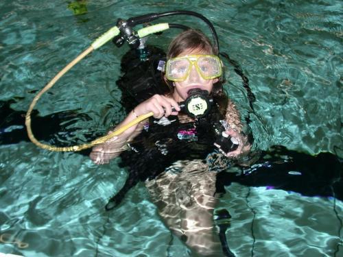 0530 Plongée sous marine