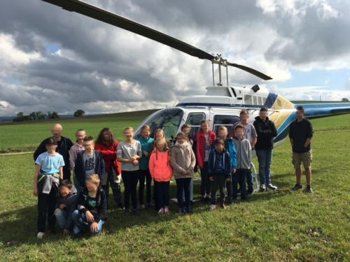2370 Hélicoptère